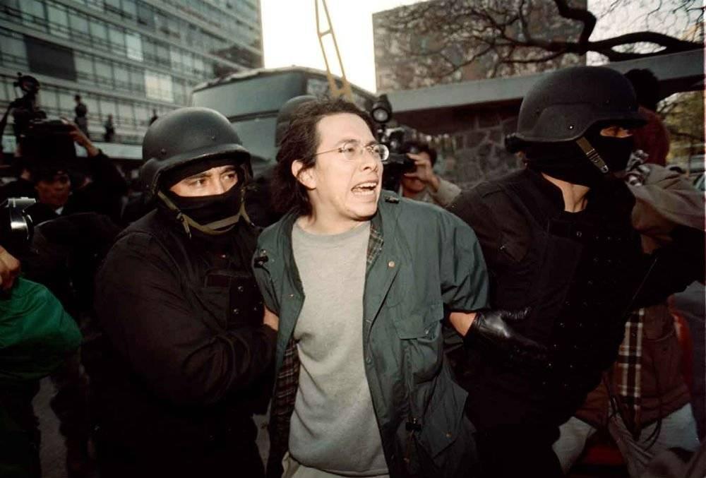 Huelga UNAM 1999