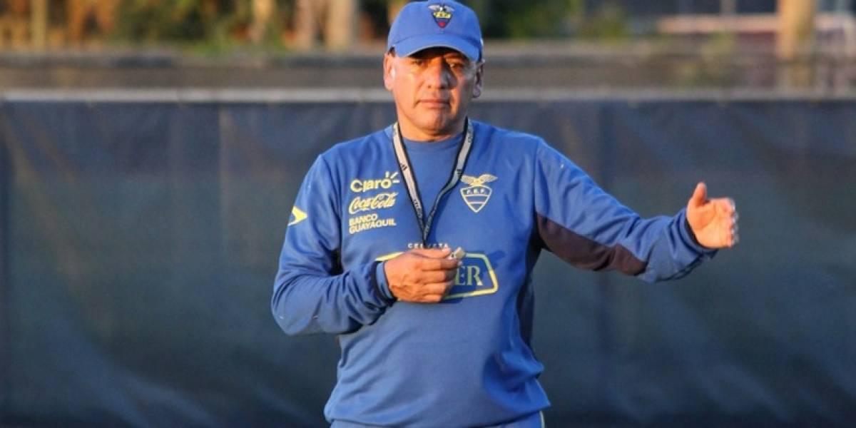 Sixto Vizuete dirigirá la selección Sub 20 de Bolivia