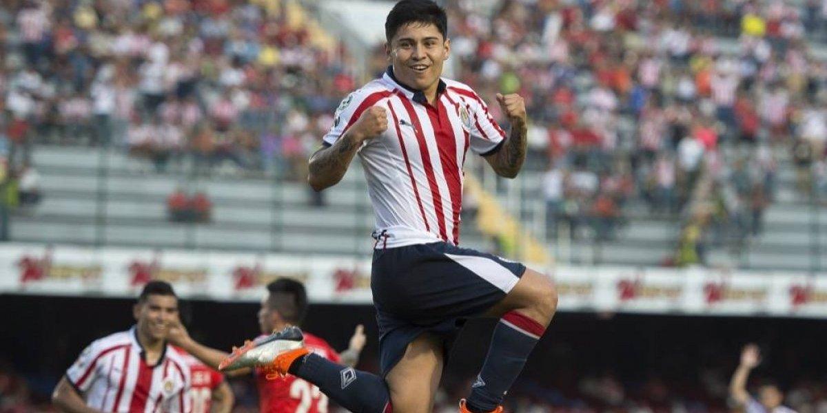"""""""Chofis"""" se ilusiona con un Chivas - Real Madrid"""