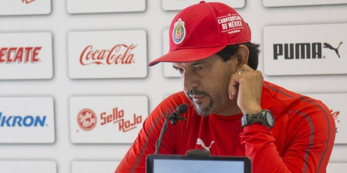 Cardozo se enfoca en el debut de Chivas dentro del Mundial