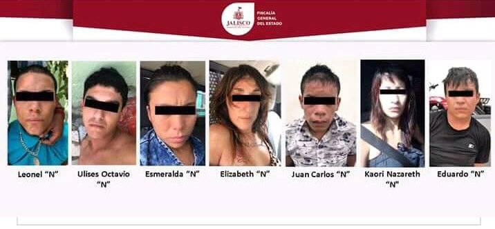 Capturan a siete por homicidio de dos patrulleros zapopanos