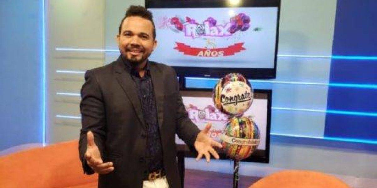 """Yissus Taveras celebra cinco años con su programa """"Rilax"""""""