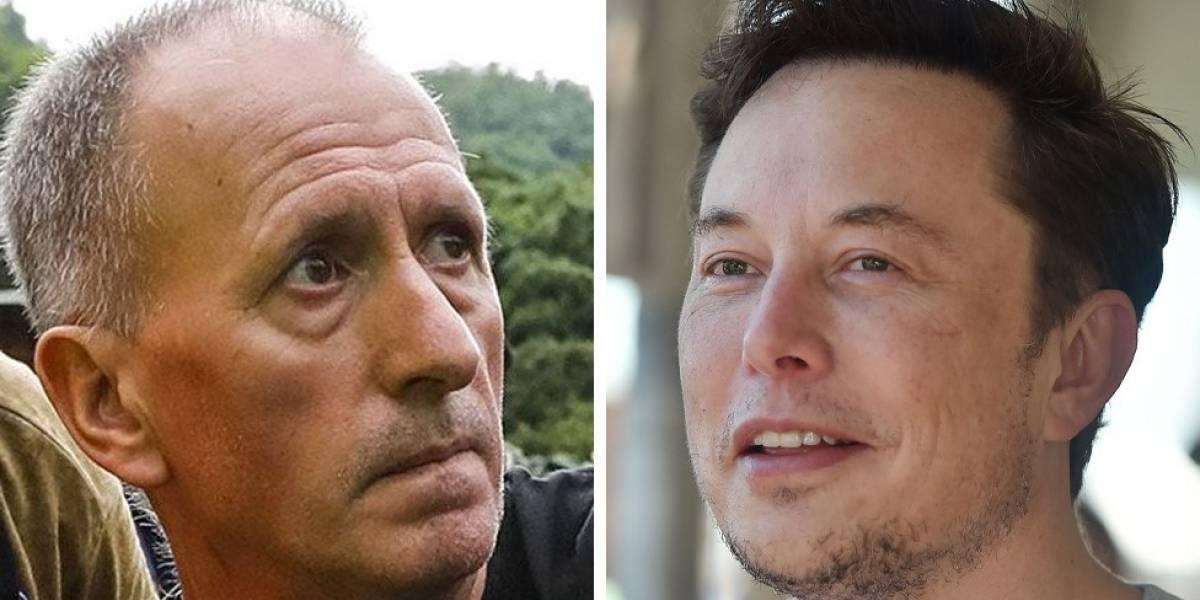 Elon Musk volta fazer acusações contra mergulhador que ajudou no resgate de meninos da Tailândia