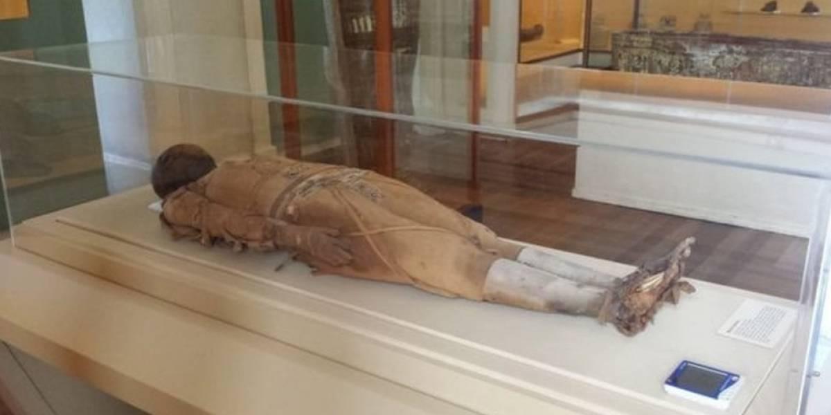 Incendio en museo brasileño destruyó 700 piezas egipcias