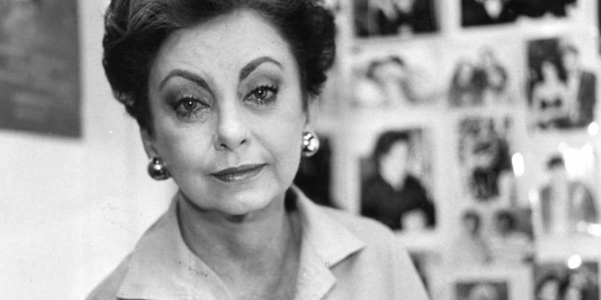 Beatriz Segall tem corpo velado em hospital de São Paulo