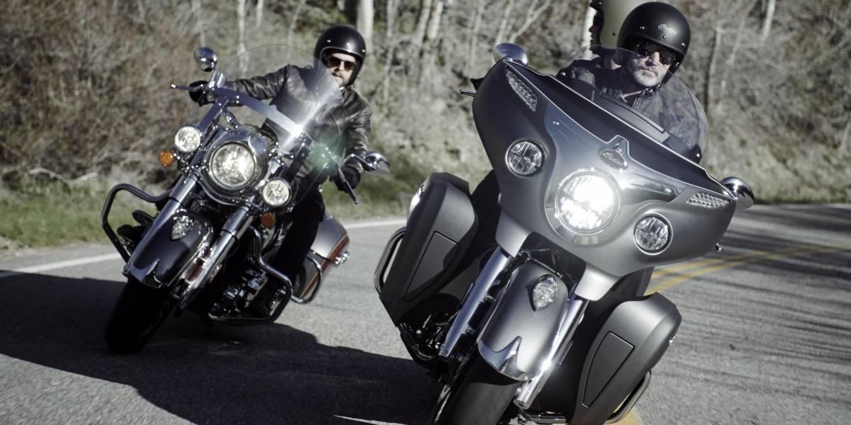 La tecnología refuerza la línea de productos 2019 de Indian Motorcycle