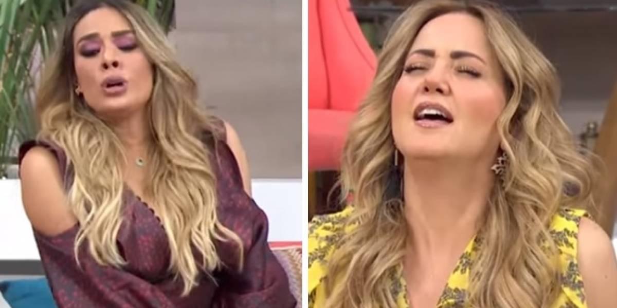 Andrea Legarreta y Galilea Montijo comparten sus mejores orgasmos en Hoy