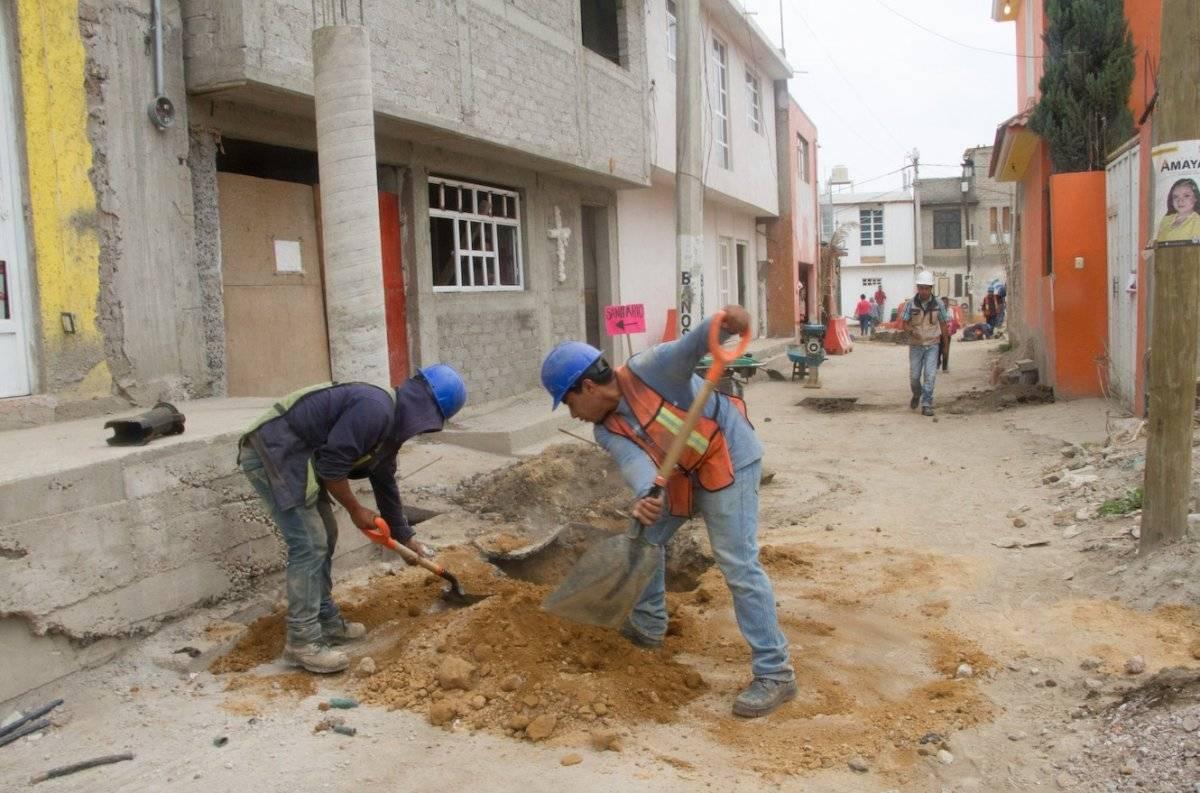 Las familias son optimistas respecto a sus posibilidades de construir o hacer mejoras en su casa, refirió el Inegi / Cuartoscuro