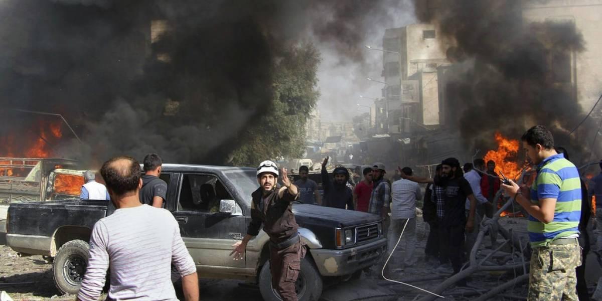Rusia lanza la última y más sangrienta ofensiva en Siria: se prepara el duelo final más catastrófico en Idlib