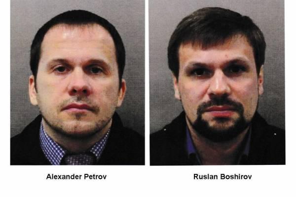 espías rusos