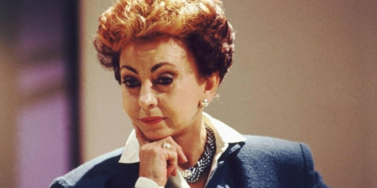 Beatriz Segall, a eterna Odete Roitman de Vale Tudo, foi uma das grandes atrizes da TV