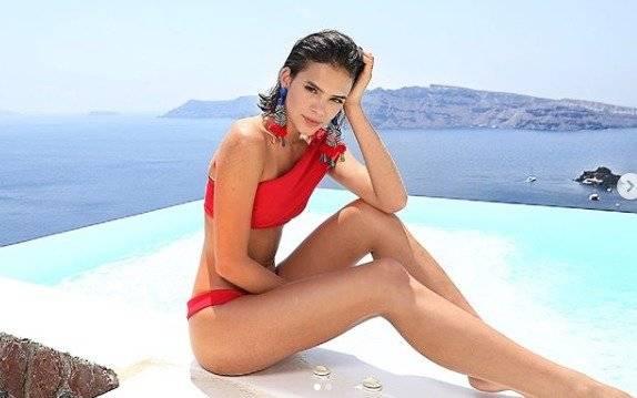 La sexy actriz no quiso caer en provocaciones y así respondió |INSTAGRAM
