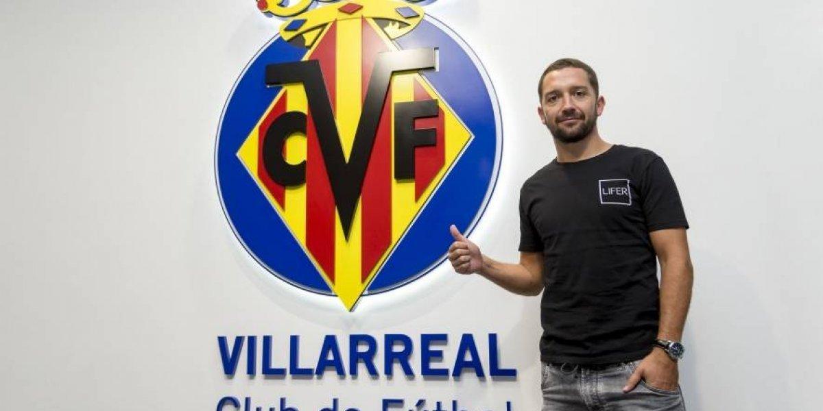 """Viejito bueno: Manuel Iturra se sumará a la banda de los """"treintones"""" en el Villarreal"""