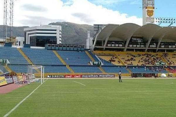 """Los efectos que tendría la Copa Ecuador en el Estadio Olímpico Atahualpa: """"No somos hermanitas de la caridad"""""""