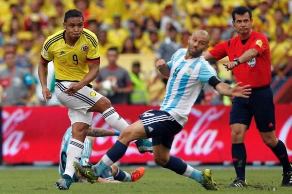 Día y hora del partido amistoso Colombia vs Argentina