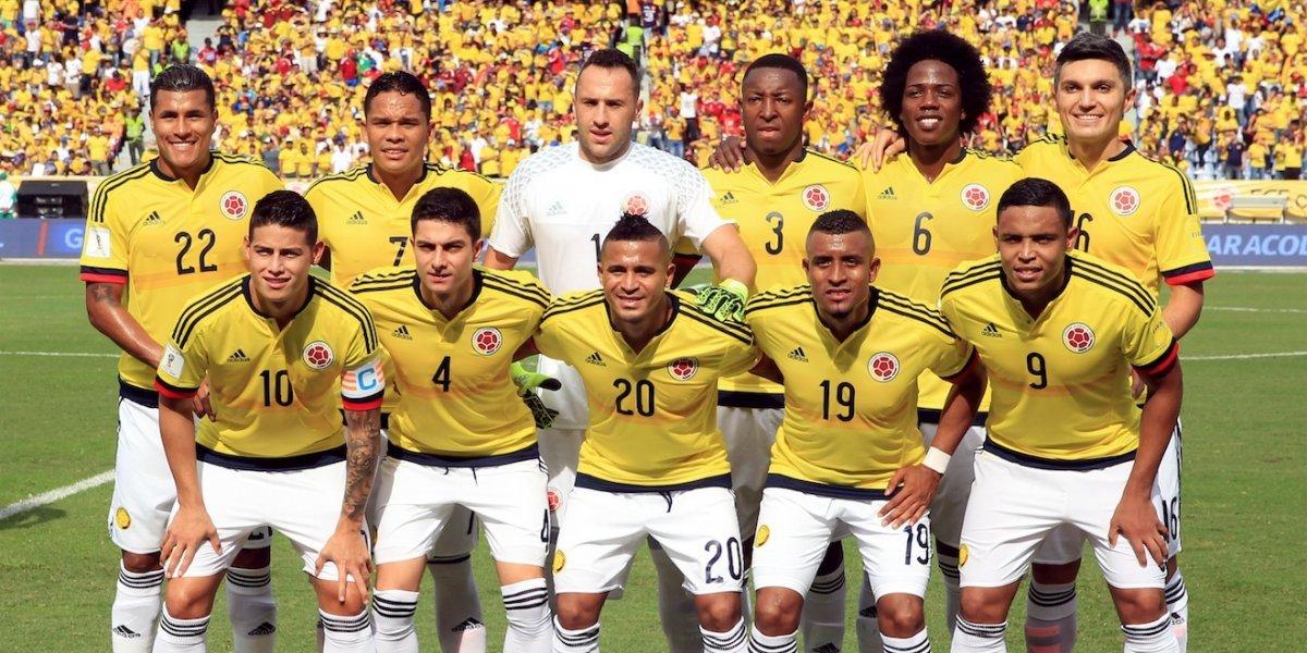 OFICIAL: Así forma Colombia vs Venezuela, en el amistoso en Miami