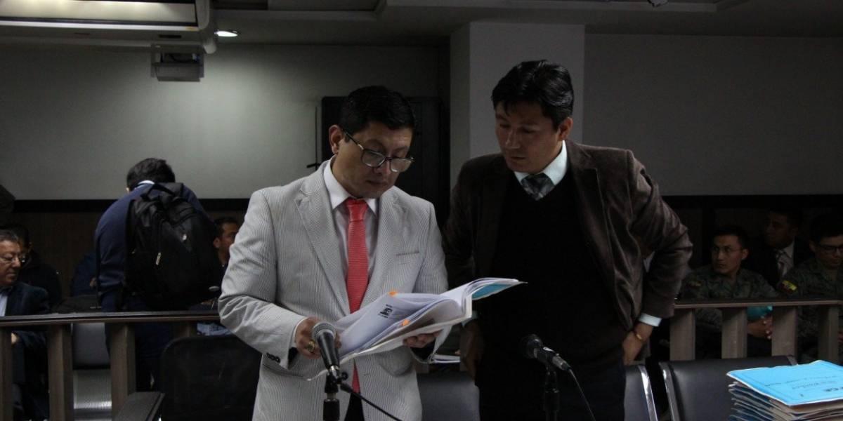 Fiscalía procesó a dos militares por el caso Froilán Jiménez