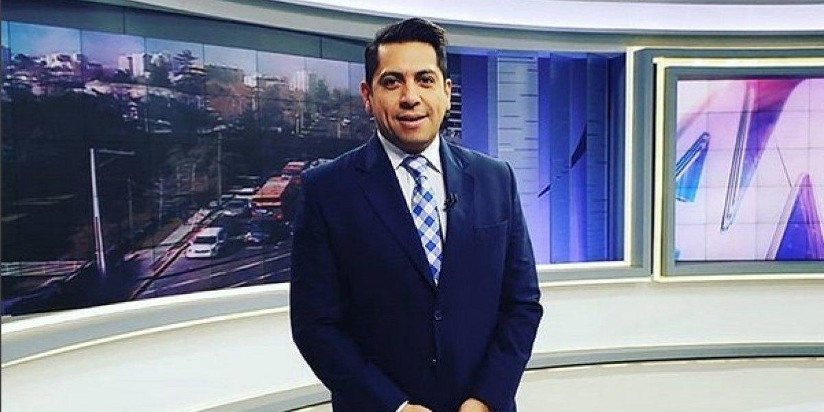 Confirmado: Emblemático rostro de Mega reemplazará a Claudio Palma en FOX Sports
