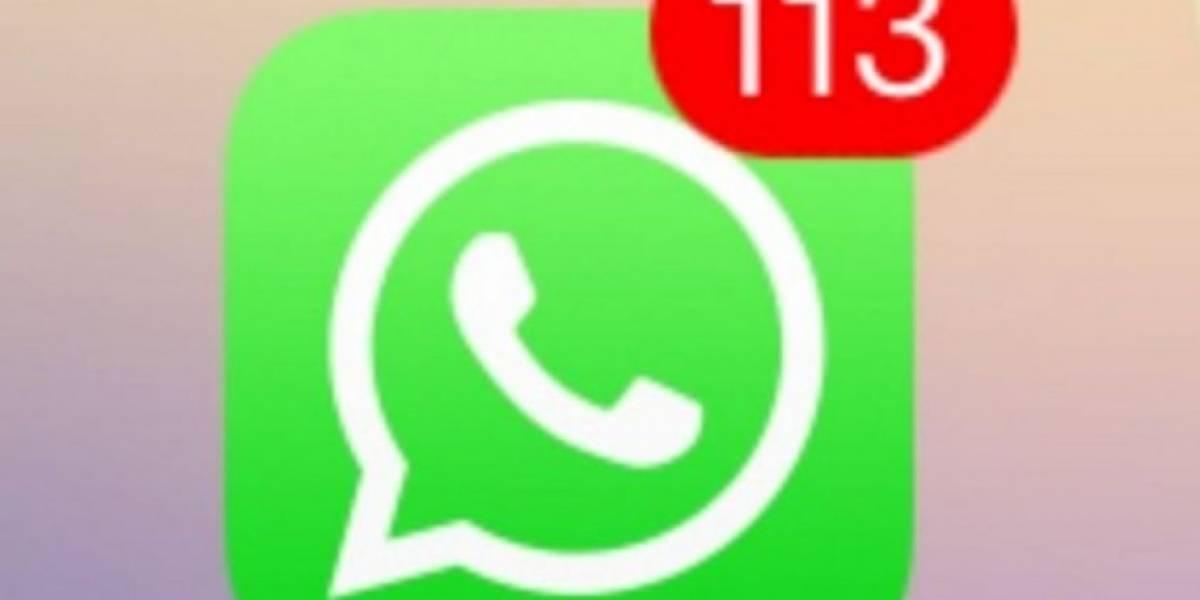 """¿Por qué no se salió?: demandó a administrador de grupo de WhatsApp por la cantidad de mensajes """"inútiles"""" que le llegaban y que sólo le hacían perder tiempo"""