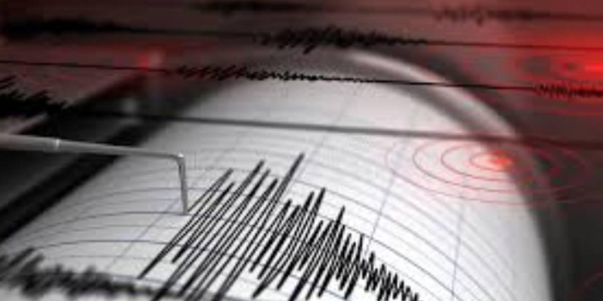 Terremoto 7,8 se registra en islas Fiji: Shoa descarta tsunami en las costas de Chile