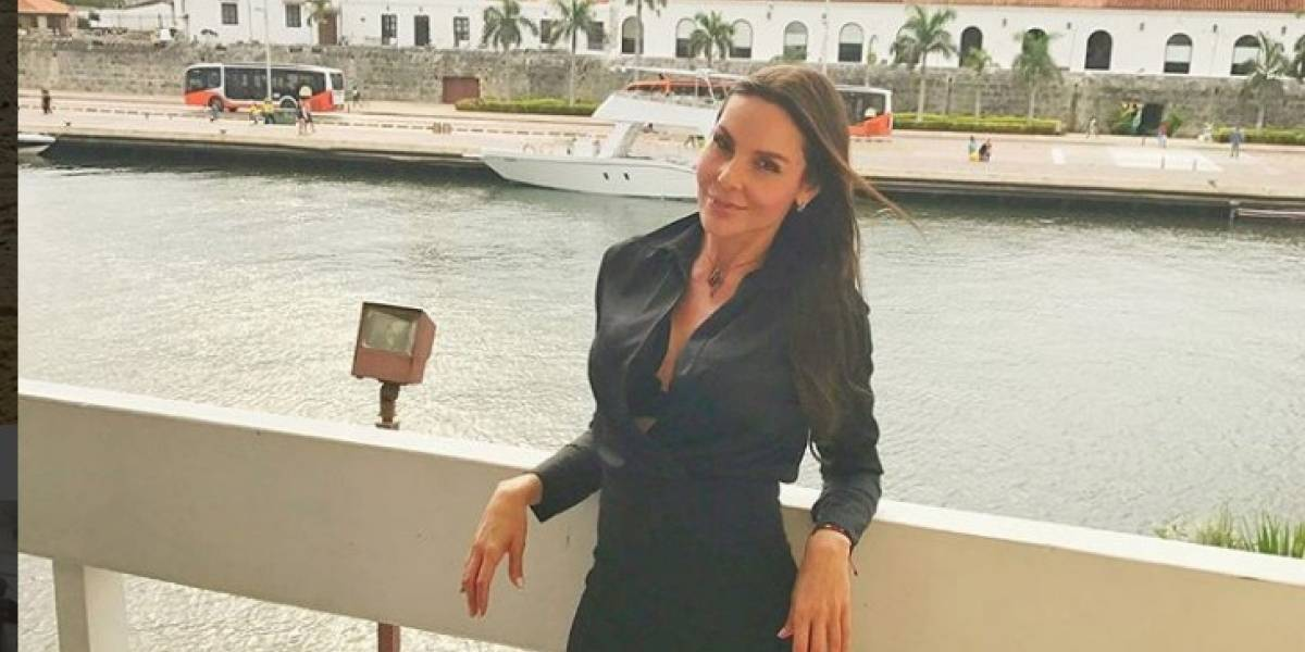 ¡Paula Andrea Betancur dio a luz a su cuarto hijo!