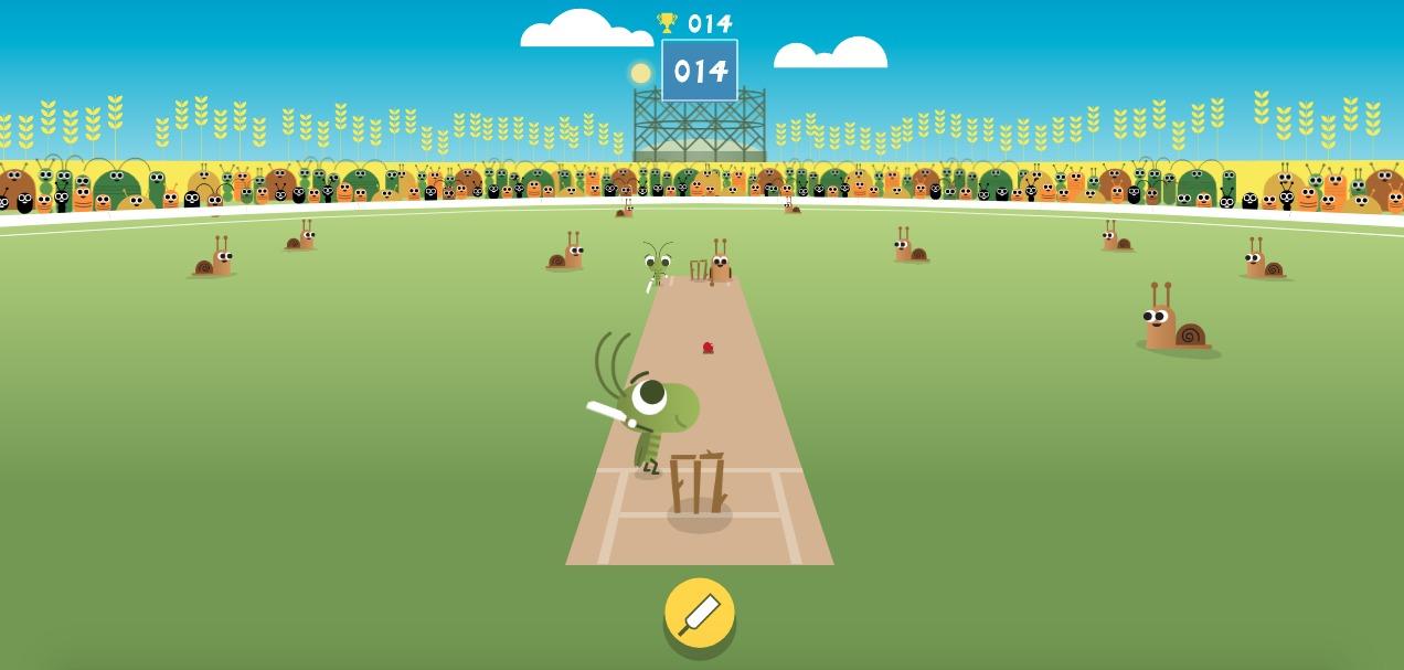 Cricket Doodles