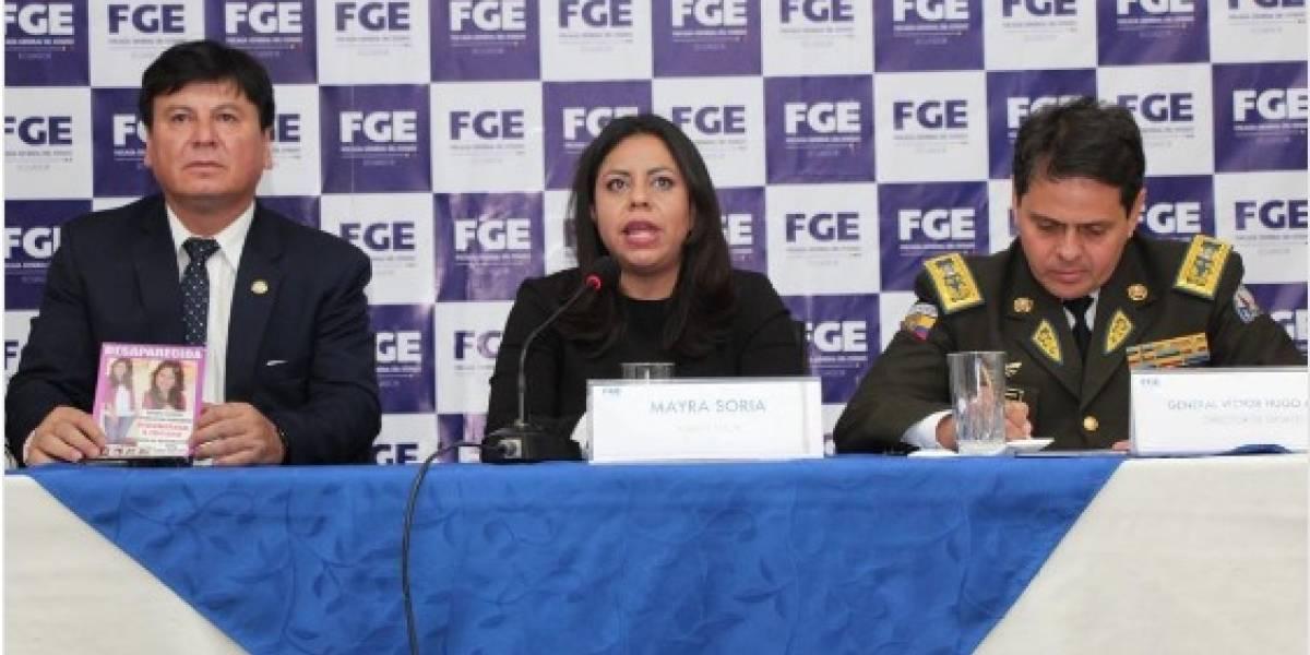 Juez dictó prisión preventiva para Jonathan C. señalado por la desaparición de Juliana Campoverde