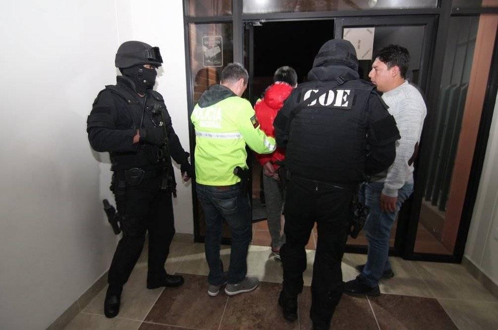 Policía detuvo a hombre por supuesta desaparición de Juliana