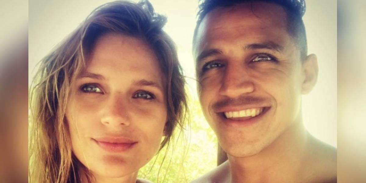 Sebastián Piñera opacó el impacto en Twitter del quiebre entre Mayte Rodríguez y Alexis Sánchez