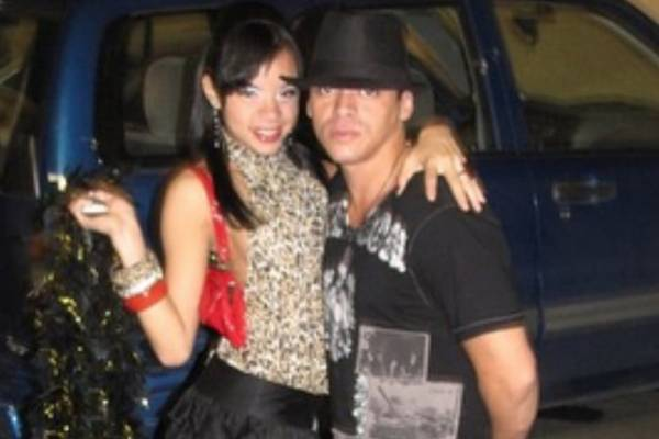 Hija de Vico C y el cantante