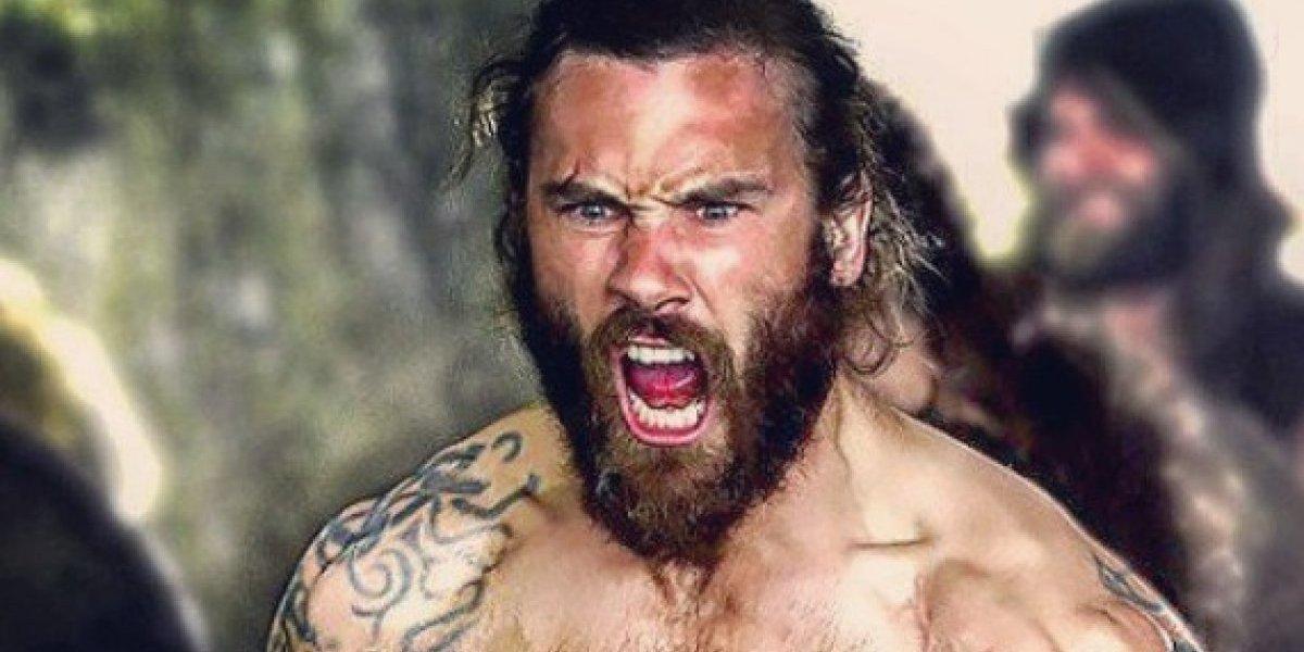 Vikings: Clive Standen publica foto de Rollo com Ragnar e deixa fãs nostálgicos