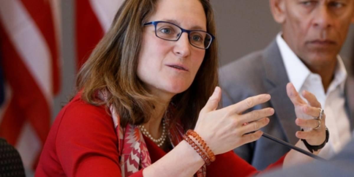 EU y Canadá reanudan negociación bilateral del TLCAN