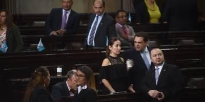 Congreso discute reformas a ley de antejuicios