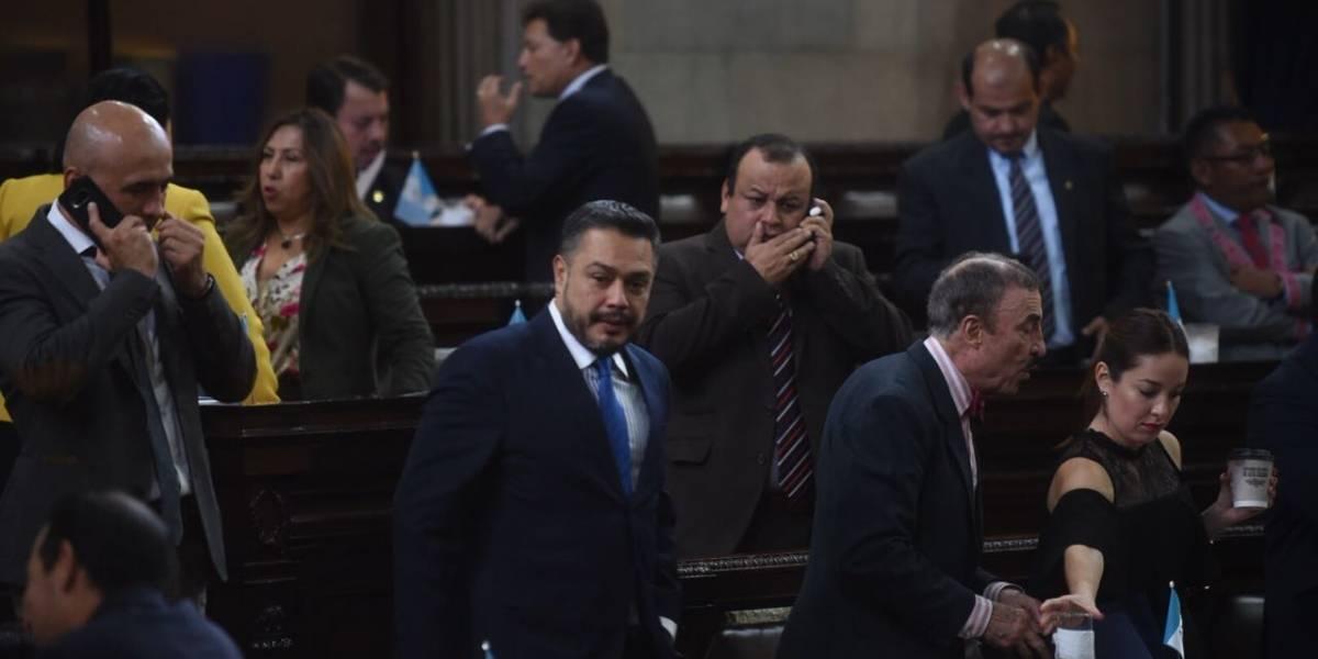 "Diputado califica de ""berrinche"" decisión de ONU de dejar a Velásquez al frente de CICIG"