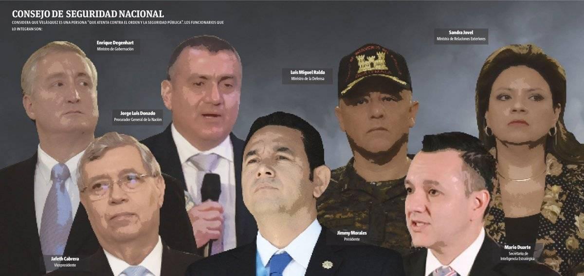 Consejo Nacional de Seguridad