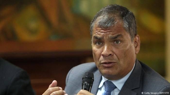 Fue presidente de Ecuador por 10 años Internet