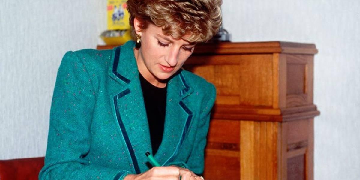 ¡Polémico! La princesa Diana escribió una carta culpando al príncipe Carlos de planear un accidente en su contra