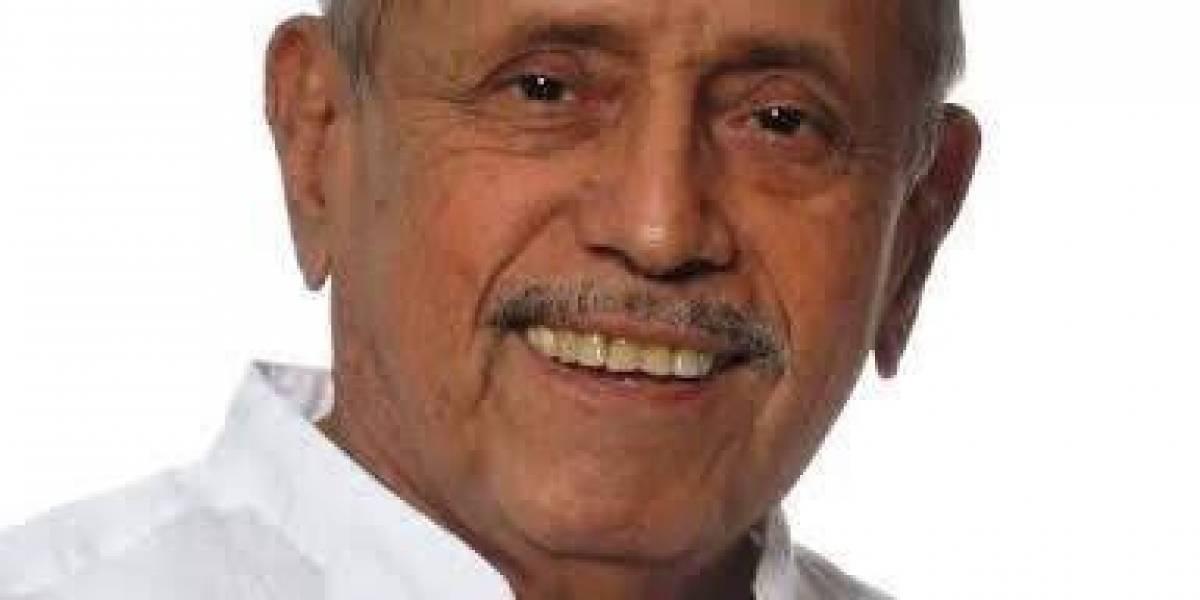 Fallece el diputado federal electo, Roger Aguilar
