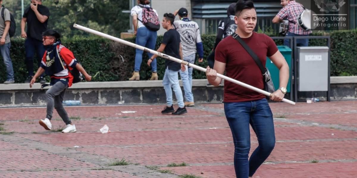 UNAM revela los nombres de los 18 alumnos expulsados