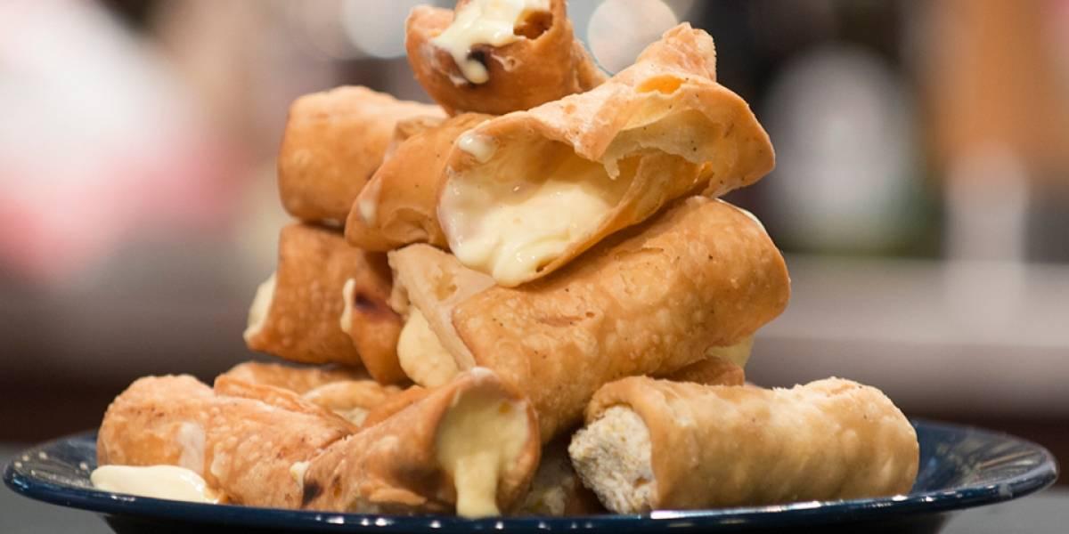 MasterChef Profissionais: Tem gosto de pastel, diz Fogaça sobre cannoli feito por André