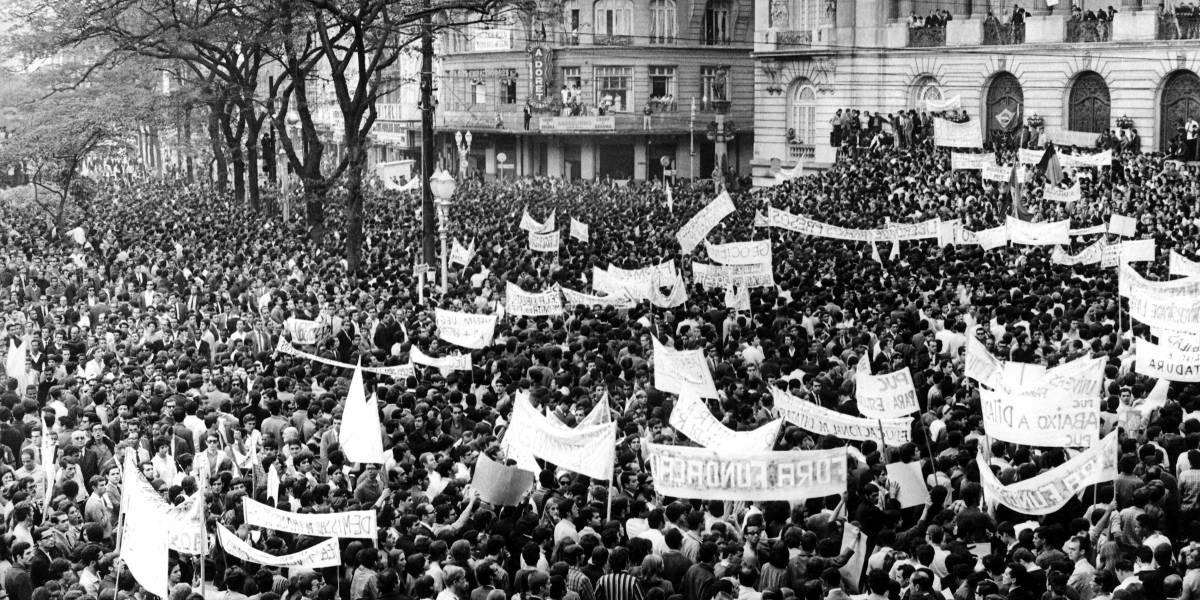 1968: Os 50 anos daquele que (ainda) não terminou
