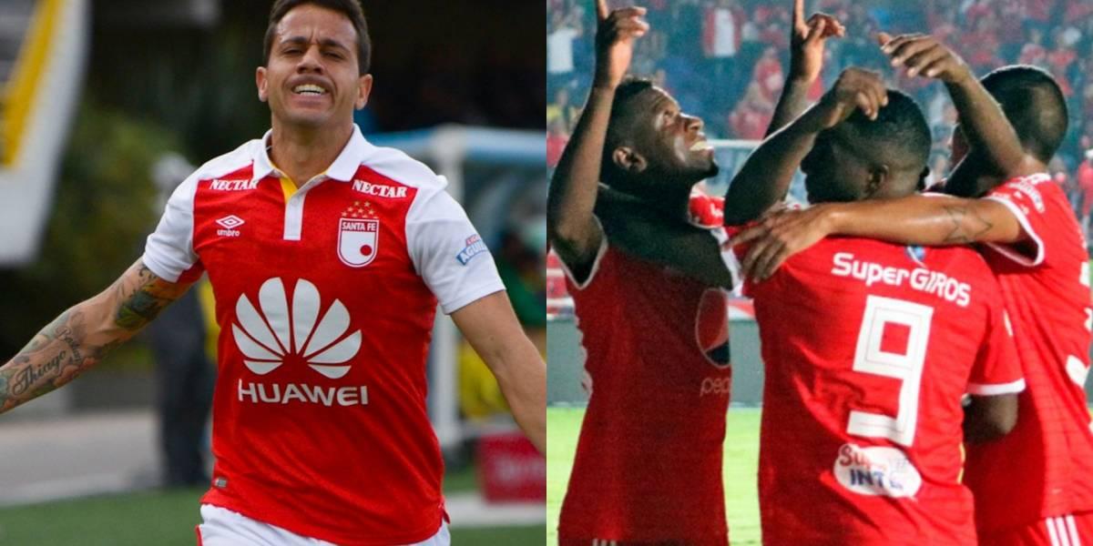 ¡Llamado a la calma! Independiente Santa Fe y América de Cali respiran en la Liga