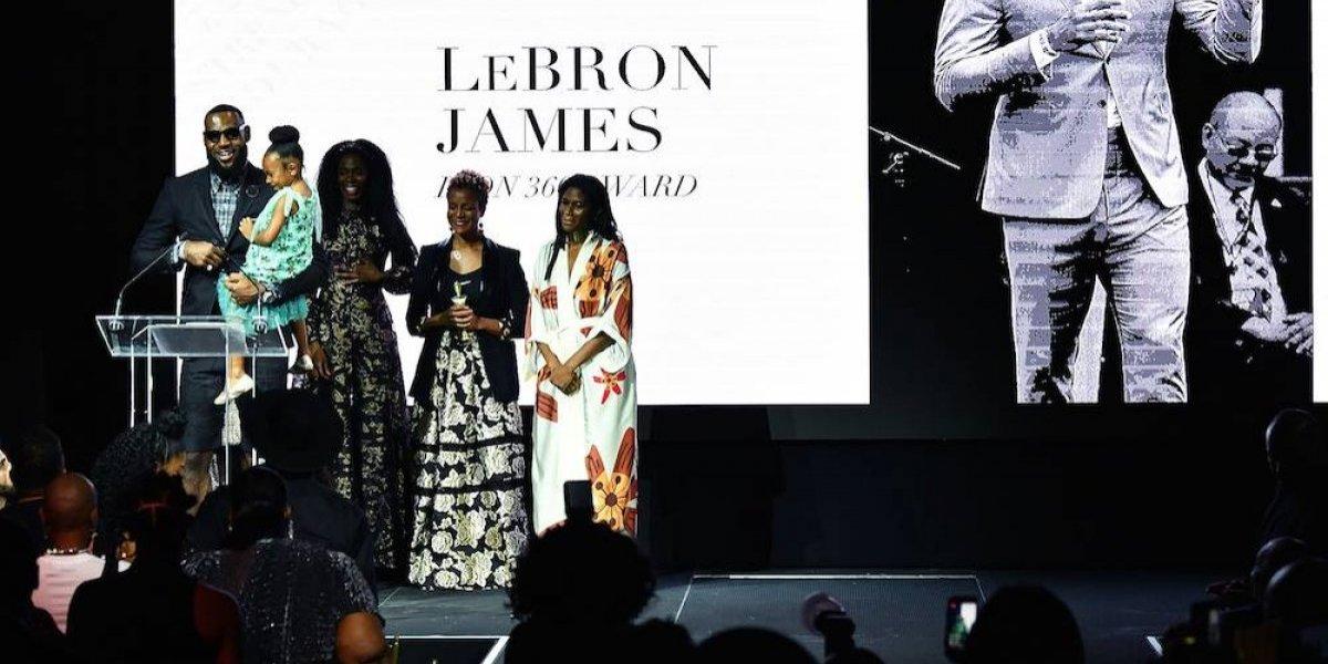 LeBron James se manifestó a favor de la campaña de Nike con Kaepernick