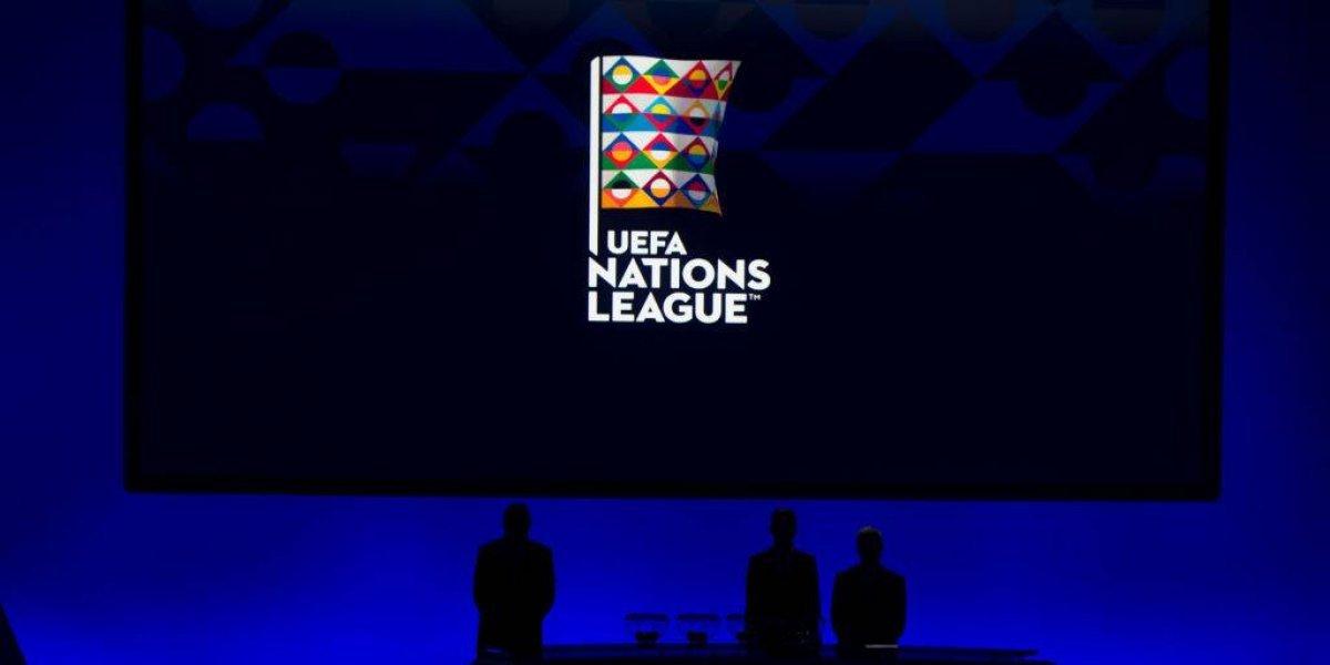 UEFA definió las semifinales de la primera Nations League que se jugarán en junio