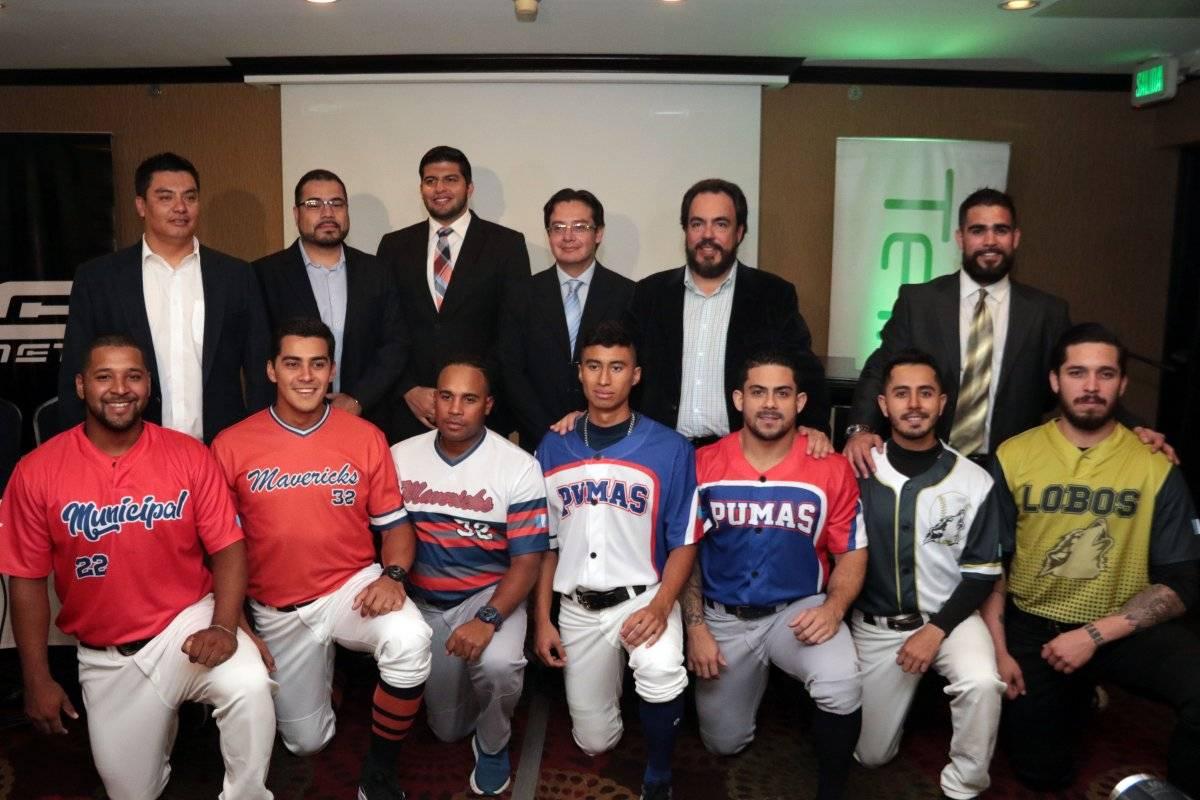 Guatemala tendrá su primera Liga Profesional de Béisbol.