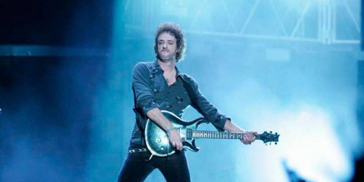 Infografía: Las emblemáticas Guitarras  de Gustavo Cerati