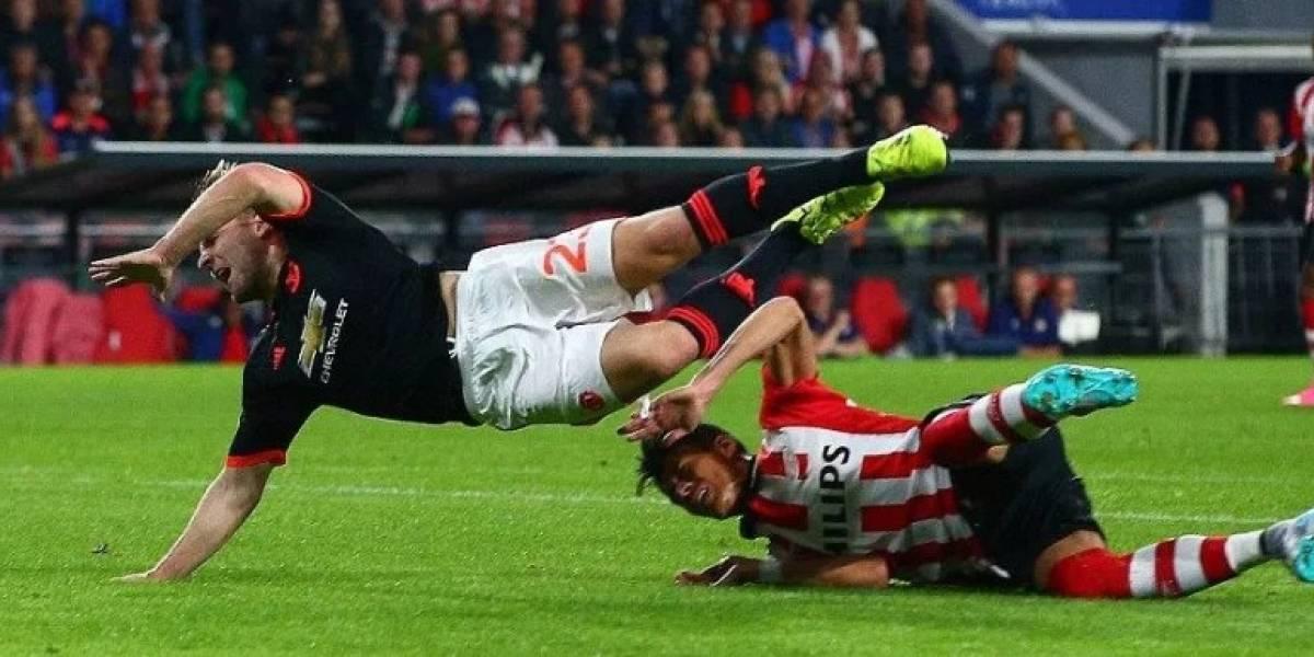 Futbolista estuvo a punto de perder la pierna, lesionado por Héctor Moreno