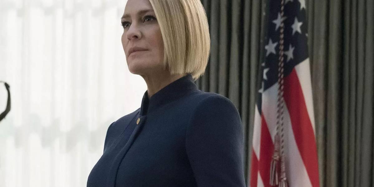 'House of cards' mata al personaje de Kevin Spacey en el promo de su última temporada