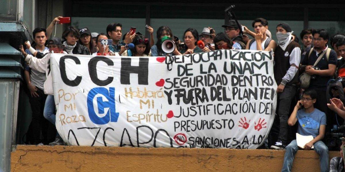 UNAM acepta y atiende peticiones del CCH Azcapotzalco