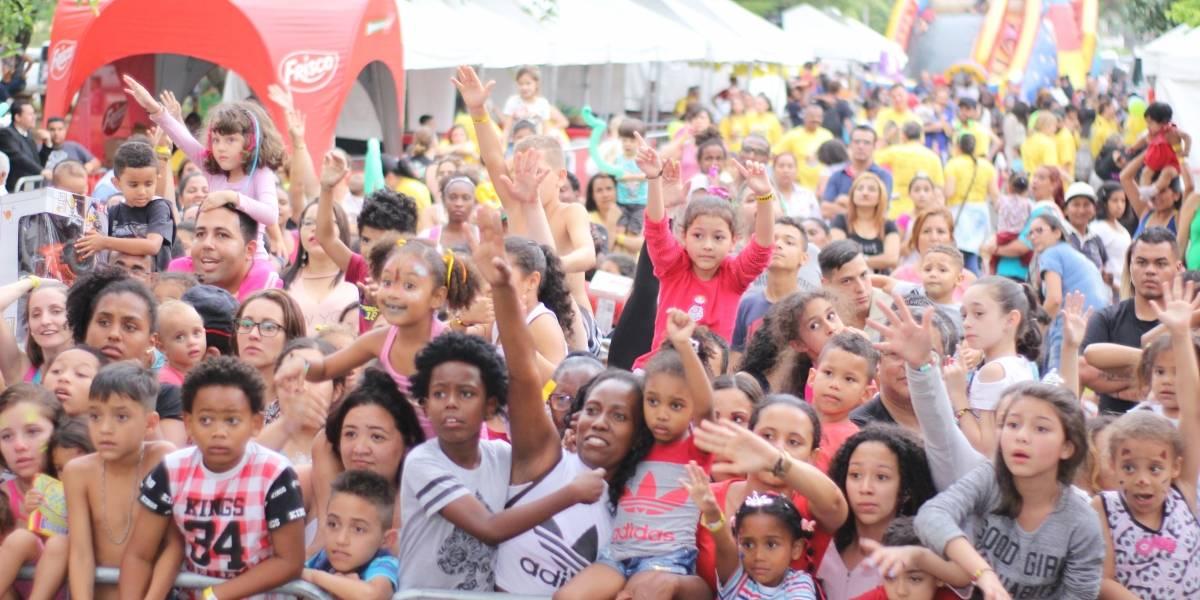 Evento cultural realiza mutirão de consultas e exames grátis na zona norte de SP